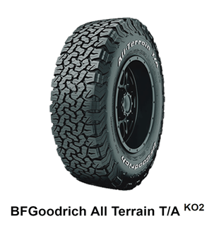 B.F. Goodrich All Terrain T/A KO2