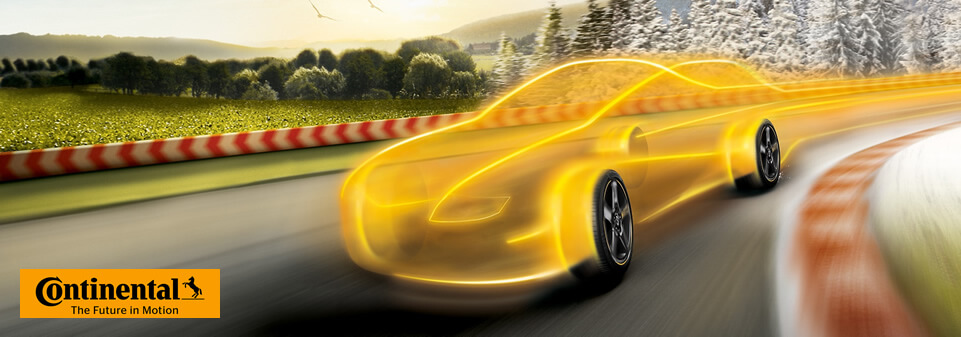 Continental Tyres - As dreams take over, we take control